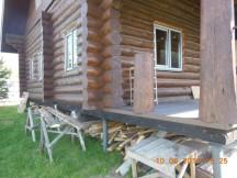 Закончена установка 11 окон в селе Аятское