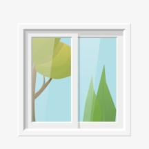 В школах Новокузнецка установят пластиковые окна