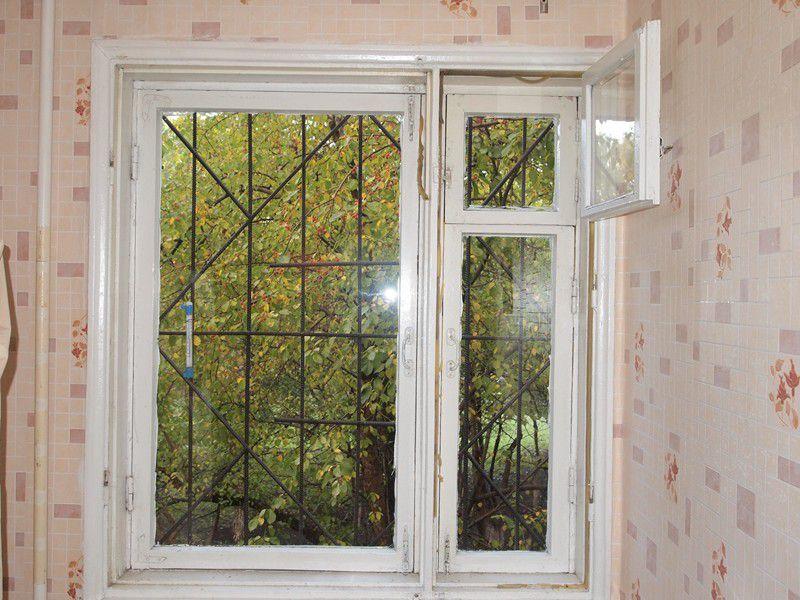 Старое окно фото