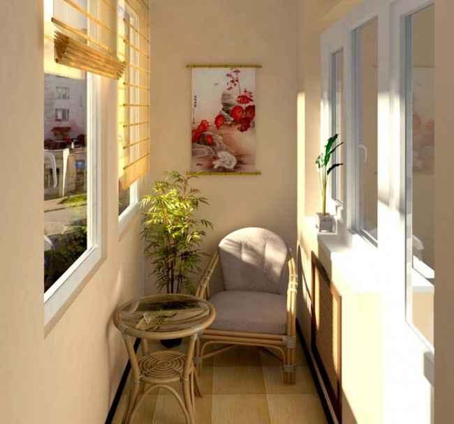 Фото дизайн балконів