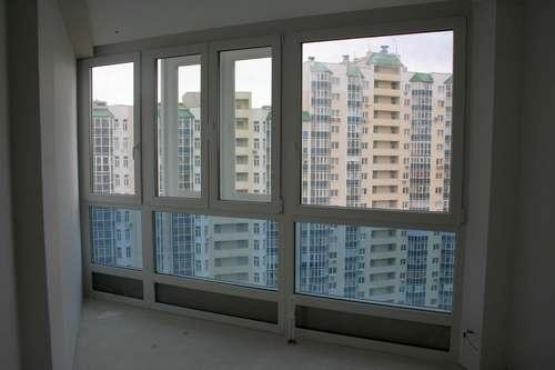 Монтаж теплого балкона