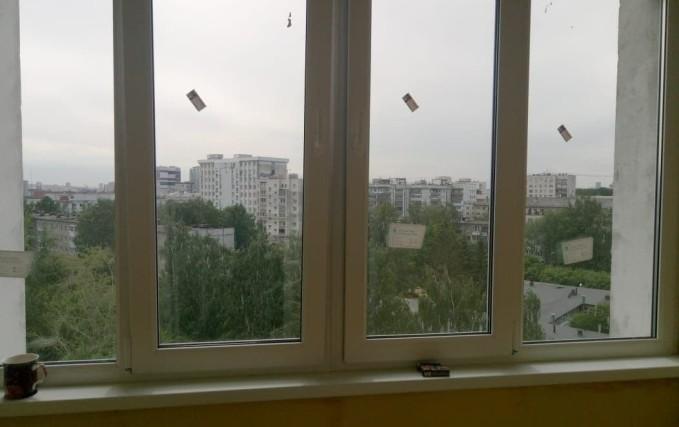 Теплый балкон из профиля Века. Отделка 10