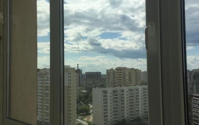 Монтаж Г-образного балкона с ламинацией 6