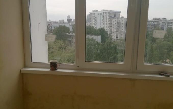 Теплый балкон из профиля Века. Отделка 5