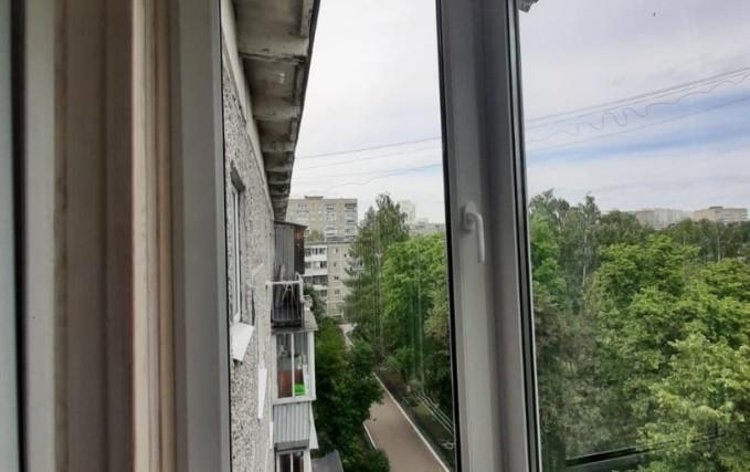 Теплый балкон из профиля Века. Отделка 7
