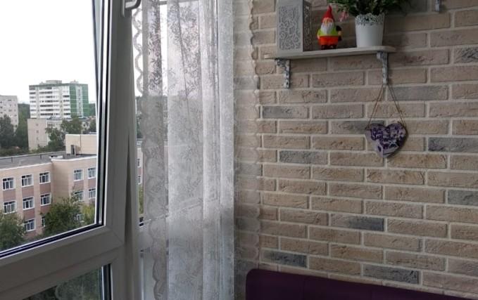 Остекление и благоустройство балкона 2