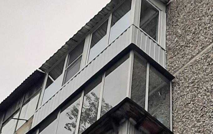 Теплый балкон из профиля Века. Отделка 6