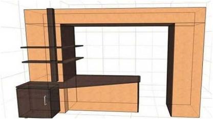 Совмещение с помощью удаления оконного блока без сноса подоконной части стены. В этом случае не требуется никаких дополнительных документов.