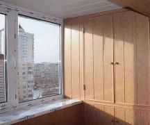 Акция - натяжной потолок в подарок при заказе остекления балкона или лоджии!