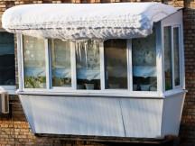 Будьте внимательны при установке балконов