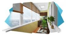 """Новая технология утепления """"холодных"""" лоджий и балконов"""