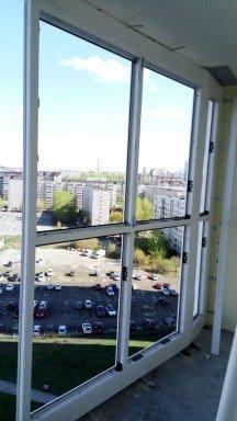 В Екатеринбурге заменят окна, выходящие на шумные улицы