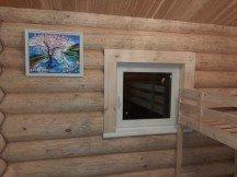Монтаж окон в деревянный дом