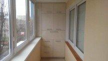 Отзыв об установке теплого пластикового балкона
