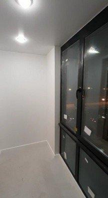 Комплексная отделка и утепление балкона