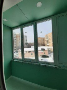 Теплый балкон в качестве рабочего пространства для удаленной работы