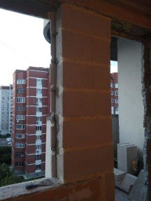 Перепланировка и благоустройство балкона на ул. Родонитовой