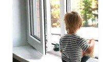 Изменения в ГОСТ на пластиковые окна: оконные блоки должны быть оборудованы детскими замками безопасности