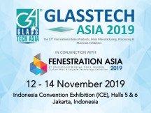 В ноябре в Индонезии пройдет выставка Glasstech Asia 2019