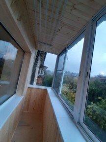 Установка алюминиевого балкона. Отзыв клиента