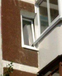 Установка балкона - итог