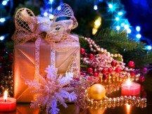C Новым годом и Рождеством! График работы в праздники