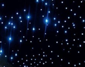 Галактика с блестками Франция - 110 см